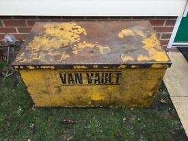 Van tool box
