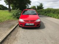 Vauxhall corsa expression twinport for sale, MOT, low mileage, drives perfect.