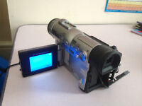 SHARP Digital Viewcam VL-WD450 Camera