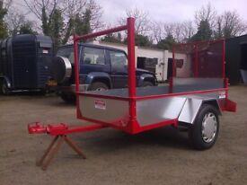 6 x 4 Car trailer