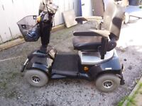 Mercury shoprider mobility scooter for sale good condition wife has gone for a smaller scooter