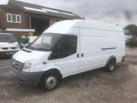 Ford transit 140t430 twin wheel xlwb jumbo low miles