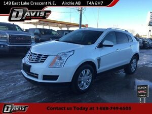 2013 Cadillac SRX Luxury Collection AWD, NAVIGATION, HEATED S...