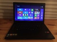 "Smart Laptop Lenovo G505s,Windows 8 Pro,8Gb Ram,600Gb Storage,15.6"" HD Screen"