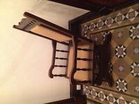 American rocking chair