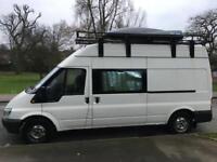 Ford Transit DIY Campervan