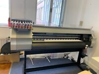 TS30-1300 Mimaki Sublimation Printer