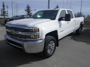2015 Chevrolet SILVERADO 3500HD LT 4x4 Longbox Gas
