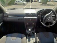 Mazda, 3, Hatchback, 2004, Manual, 1999 (cc), 5 doors