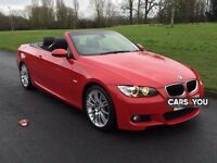 BMW 3 SERIES 2.0 320D M SPORT 2d 174 BHP 1 PREVIOUS KEEPER, FULL YEAR MO