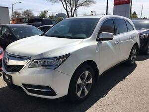 2015 Acura MDX LEATHER | REAR CAM | ONE OWNER | PUSH START |