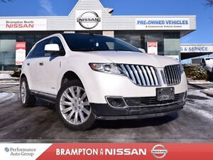 2011 Lincoln MKX Limited *Navigation,heated seats,leather interi