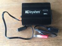 BELKIN AC Anywhere 300W converter. Boxed complete set.