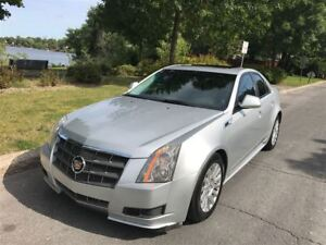 2011 Cadillac CTS + Sunroof, Leather & Tiptronic