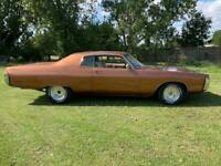 1972 PLYMOUTH FURY - CLASSIC AMERICAN MUSCLE CAR