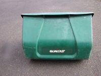 "Grass Box fits Qualcast 43S cylinder mower 17"" cut"