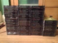 Classical CD Music collection (116 discs)