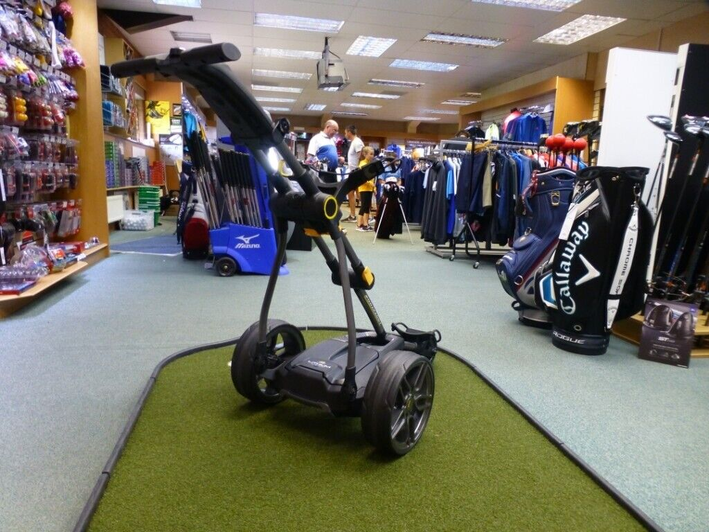 Powakaddy C2i Compact Golf Trolley - Lithium Battery and Charger #3 | in  Hamilton, South Lanarkshire | Gumtree