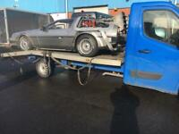 Car recovery and transportation Copart ect fully insured UK covered