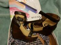 Wedges from OFFICE size 6 new