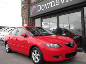 2007 Mazda MAZDA3 AUTO!!!LOADED!FULLY CERTIFIED@NO EXTRA CHARGE!