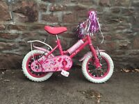 Little Girls First Bike
