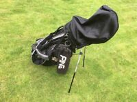 Complete set of Golf Clubs and Bag