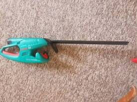 Bosch hedge trimmer still available
