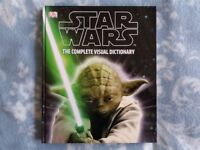 Star Wars The Complete Visual Dictionary Hardback Book 2014