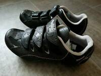 Specialized women's cycling shoes. Never been worn. Size 6