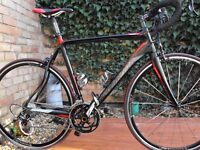 Road bike, Silverback space 1