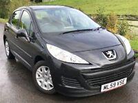 2009 Peugeot 207 1.4