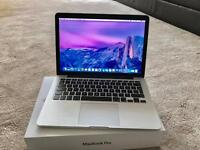 "MACBOOK PRO 13"" ME864BA, CORE i5 LATE 2013 RETINA DISPLAY MODEL, BOXED IN MINT CONDITION, MAY SWAP"