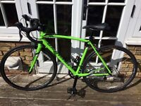 Specialized Allez E5 2016 Road Bike Monster Green 54Cm