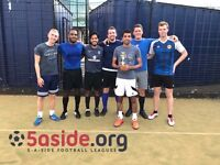New Teams Wanted! 5-a-side leagues in Brixton