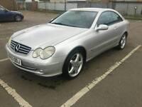 Mercedes clk 320 avangarde 80k miles car is based in chingford e4