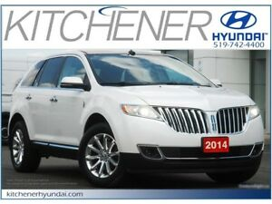2014 Lincoln MKX LEATHER // NAVI // AWD // SUNROOF //