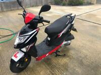 Lexmoto 50cc moped/scooter