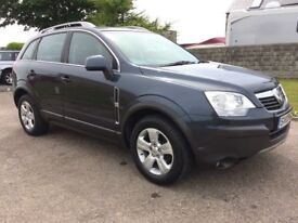 VAUXHALL ANTARA 4X4 2.0 CDTI DIESEL AUTO ESTATE SUV 2009 FSH MOT MARCH 2019 2 KEYS PX WELCOME