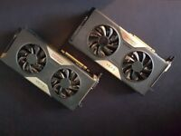 EVGA GeForce GTX 770 Classified 4Gb (x TWO)