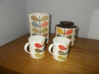 Orla Kiely Multi Stem kitchen assessories