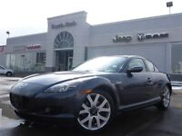 2008 Mazda RX-8 GT 40th Anniversary LEATHER SUNROOF 18 ALLOYS HT