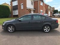 VW Passat saloon 2012 1.6 TDI bluemotion 105 BHP
