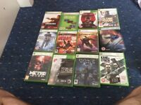 PS3 and 360 games