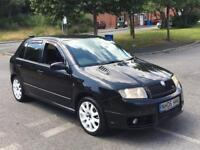 2006 SKODA FABIA VRS 1.9 TDI DIESEL REMAPPED TOP SPEC BARGAIN!!