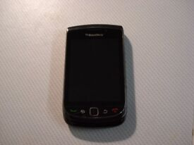 blackberry 9800 slide mobile phone in very good condition