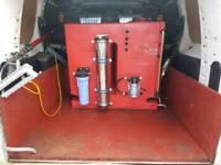 250l brodex water tank.