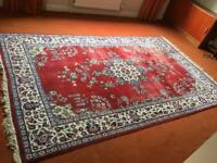 Large Turkish Rug