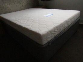 Brand New iSleep King Size Memory Foam Mattress and Bed Frame