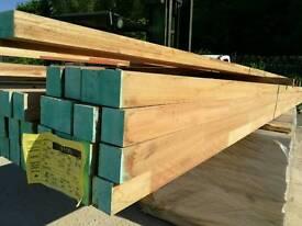 Woodex Grandis Engineered Eucalyptus Grandis (60mm x 75mm) 5.9mtr Lengths